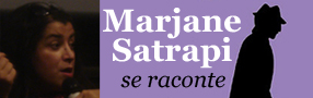 Marjane Satrapi se raconte en public