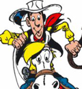 Daniel Pennac et Tonino Benacquista sur Lucky Luke