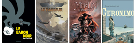 Sorties de la semaine du 29 mars 2010 avec NouvellesBD.com