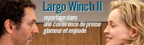 Comment Largo Winch ravit le cœur de Sharon Stone