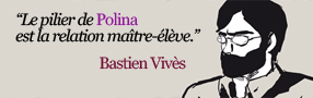 Bastien Vivs enchane les entrechats dans &laquo;&nbsp;Polina&nbsp;&raquo;