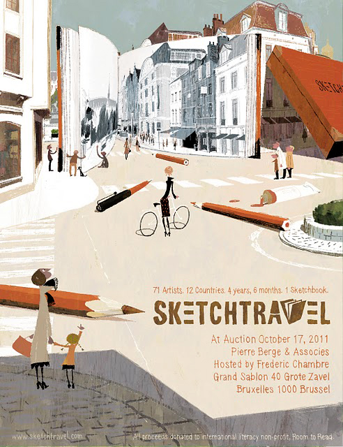 sketchtravel_affiche