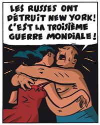 Gringos Locos: Franquin, Morris y Jijé en America, por Yann y Schwartz (PREVIEW Y COMENTARIOS) Gringos_guerre
