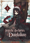 The Mystic Archives of Dantalian #1 **