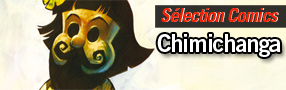 Slection Comics &#8211; Chimichanga