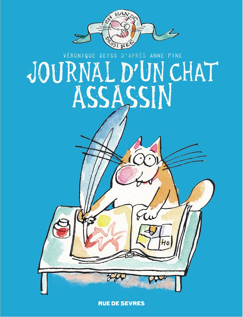 bande dessinee chat et son chat