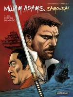 william-adams-samourai-couv