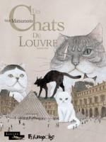 Les Chats du Louvre_Couv