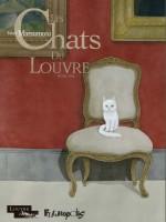 Les chats du Louvre 2 Couv