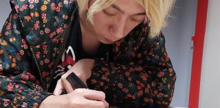 Inio Asano:«Je n'ai jamais écrit sur des choses qui m'ont rendu heureux»