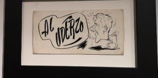 L'expo hommage à Uderzo, génie du dessin